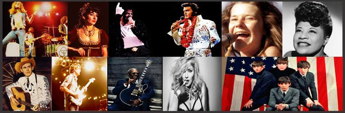 famous singers list